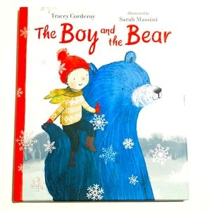 The Boy and the Bear | Story book Friendship